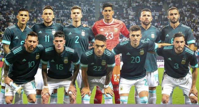 World Cup 2022 Argentina